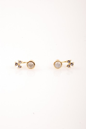 PAMELA LOVE earrings levitation