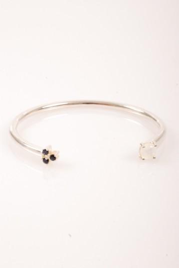 PAMELA LOVE bracelet quantum silver