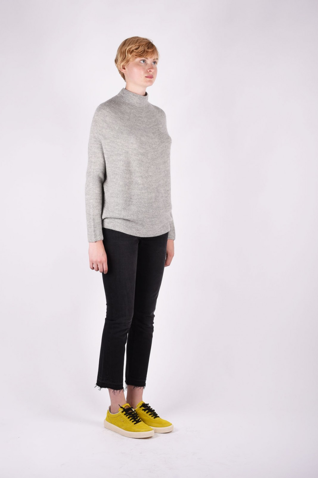 CHRISTIAN WIJNANTS kolka knitted sweater