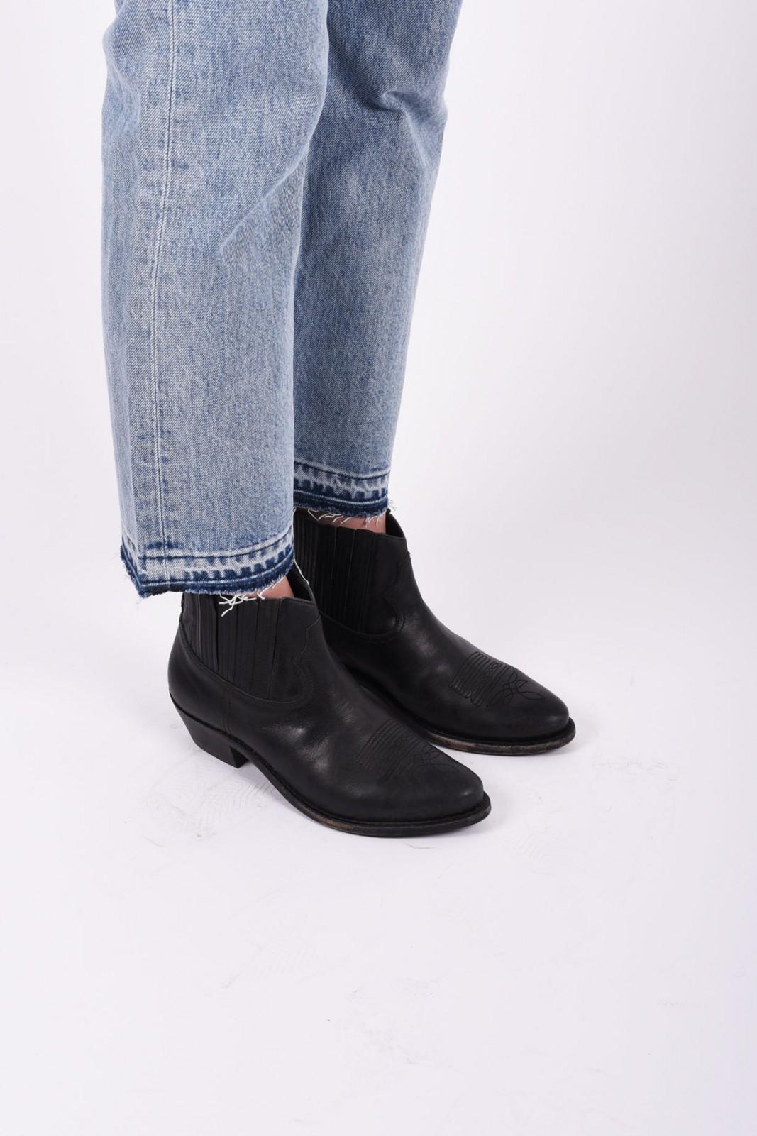 GOLDEN GOOSE DELUXE BRAND slip-on ankle boot