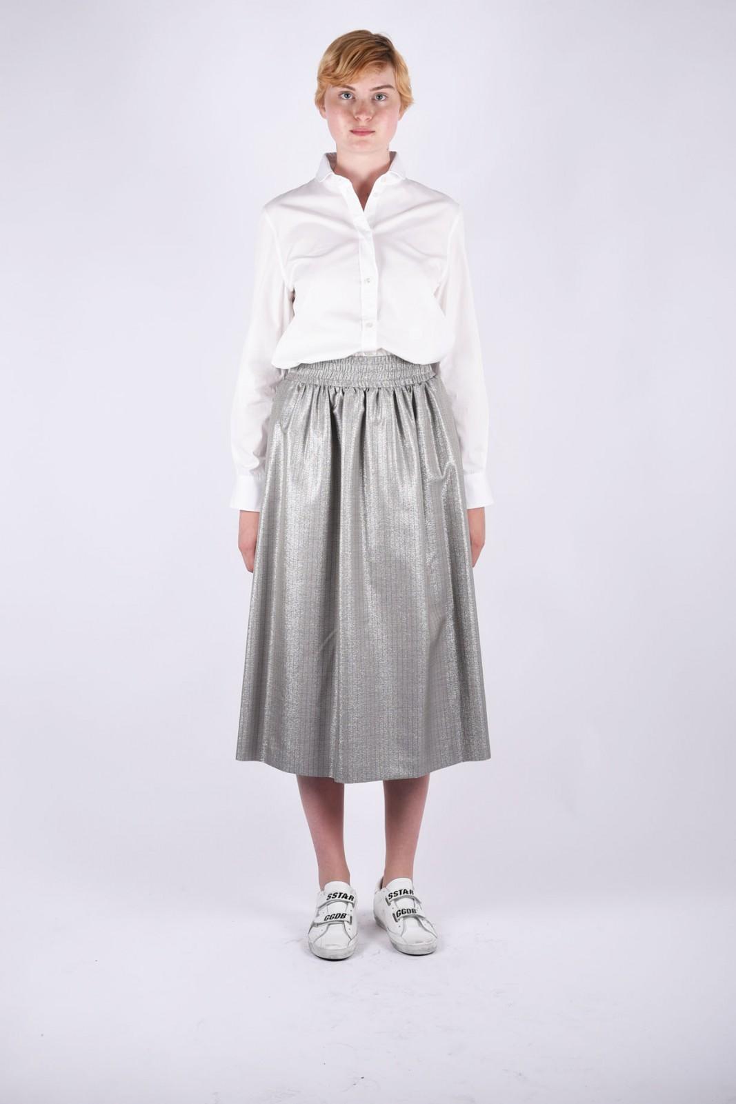 GOLDEN GOOSE DELUXE BRAND elasticated waist skirt