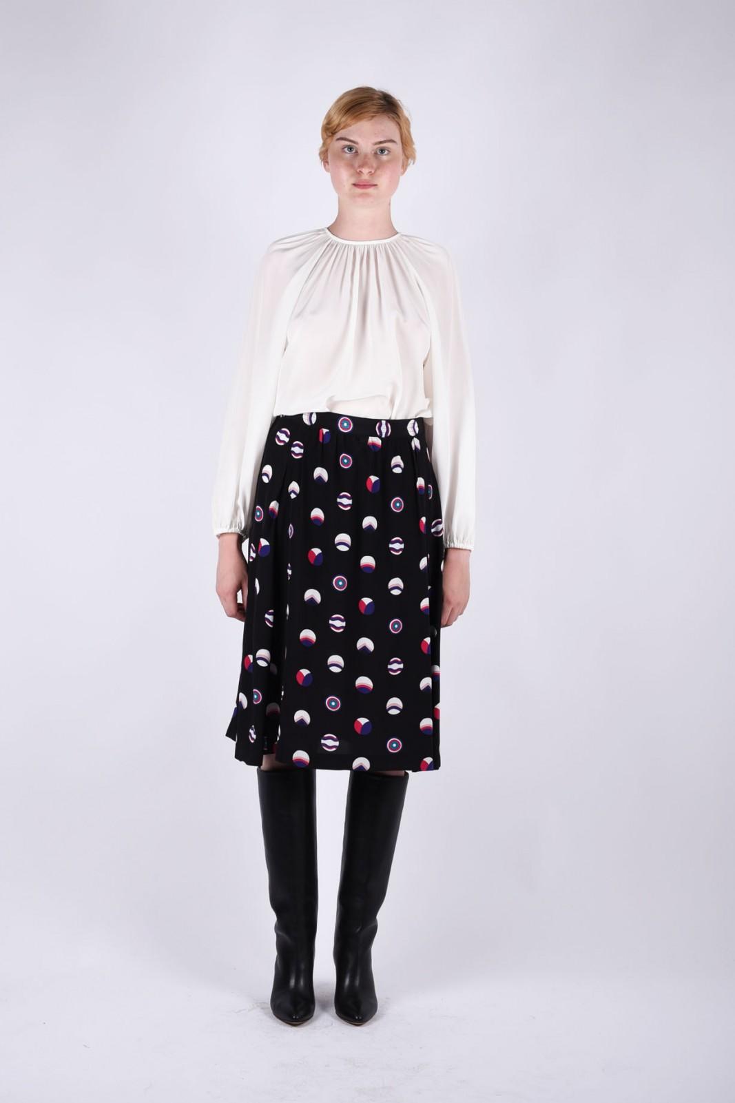 VANESSA SEWARD alvara high-waisted skirt