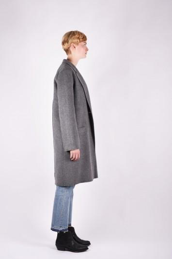 HELMUT LANG single breasted coat