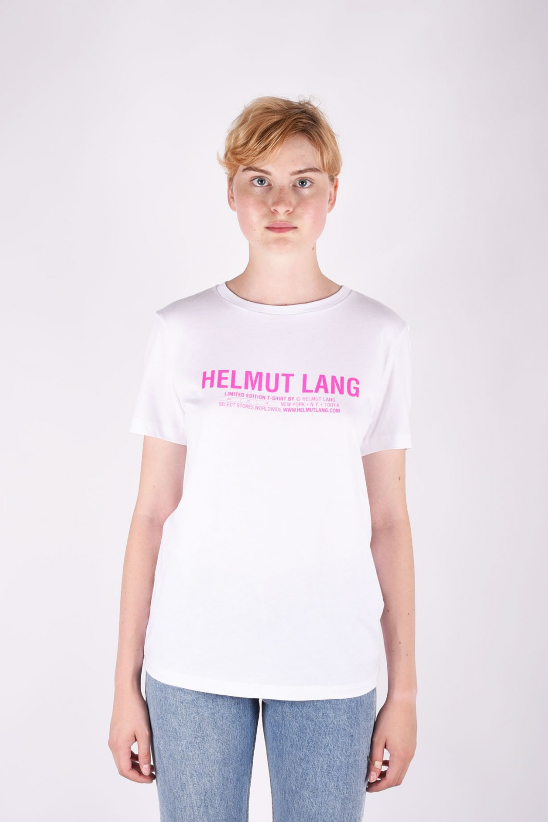 HELMUT LANG Limited Edition cotton T-shirt