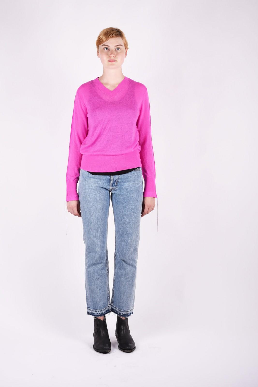 HELMUT LANG v-neck pullover