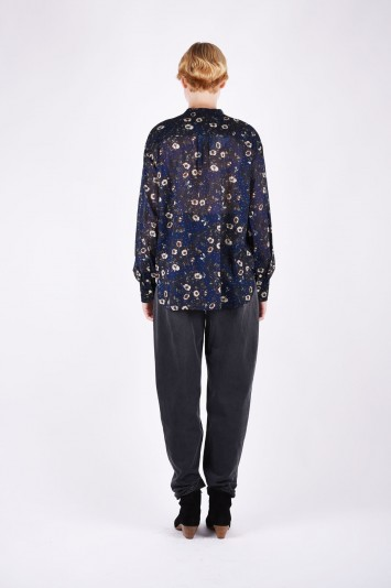 ISABEL MARANT ÉTOILE mexika blouse