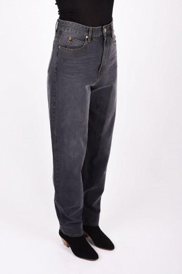 ISABEL MARANT ÉTOILE Corsy wide-leg boyfriend jeans