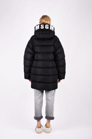 MSGM manteau matelassé oversize