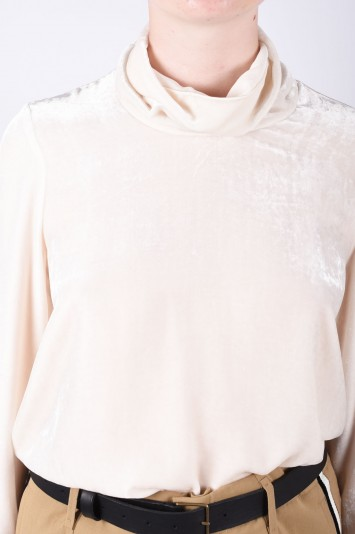 FORTE FORTE roll neck top