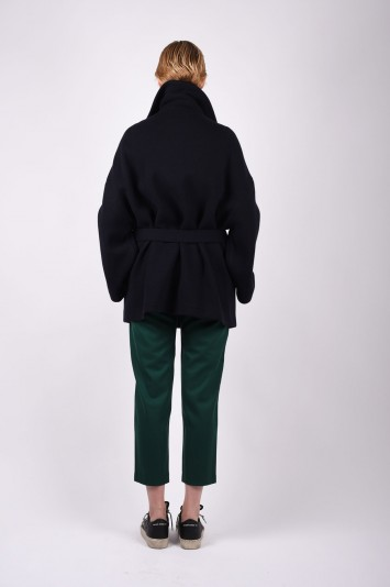 BARENA belted coat