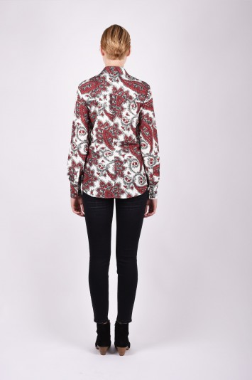 ISABEL MARANT Tania paisley-print shirt