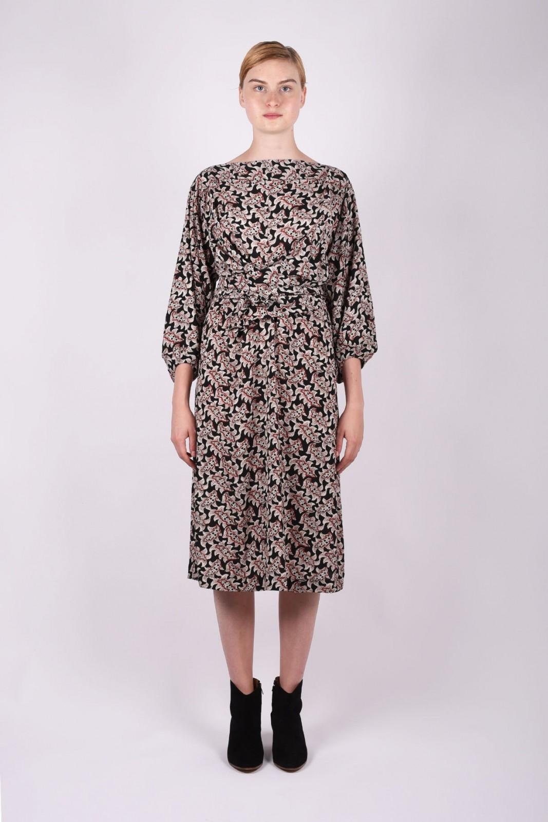 ISABEL MARANT ÉTOILE Lisa printed dress