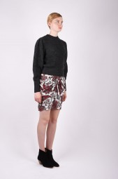 ISABEL MARANT draped skirt