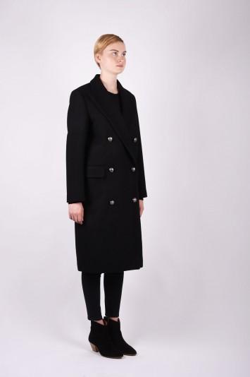 MSGM formal long coat