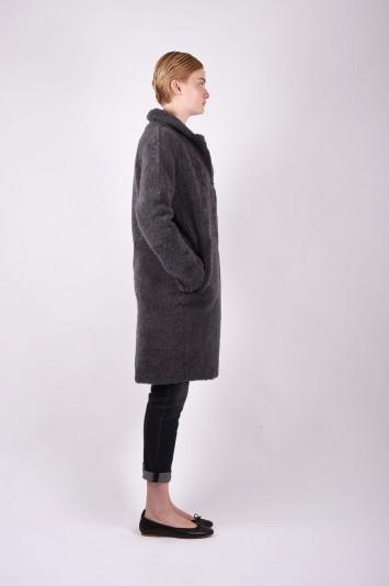 GIORGIO BRATO reversible shearling coat