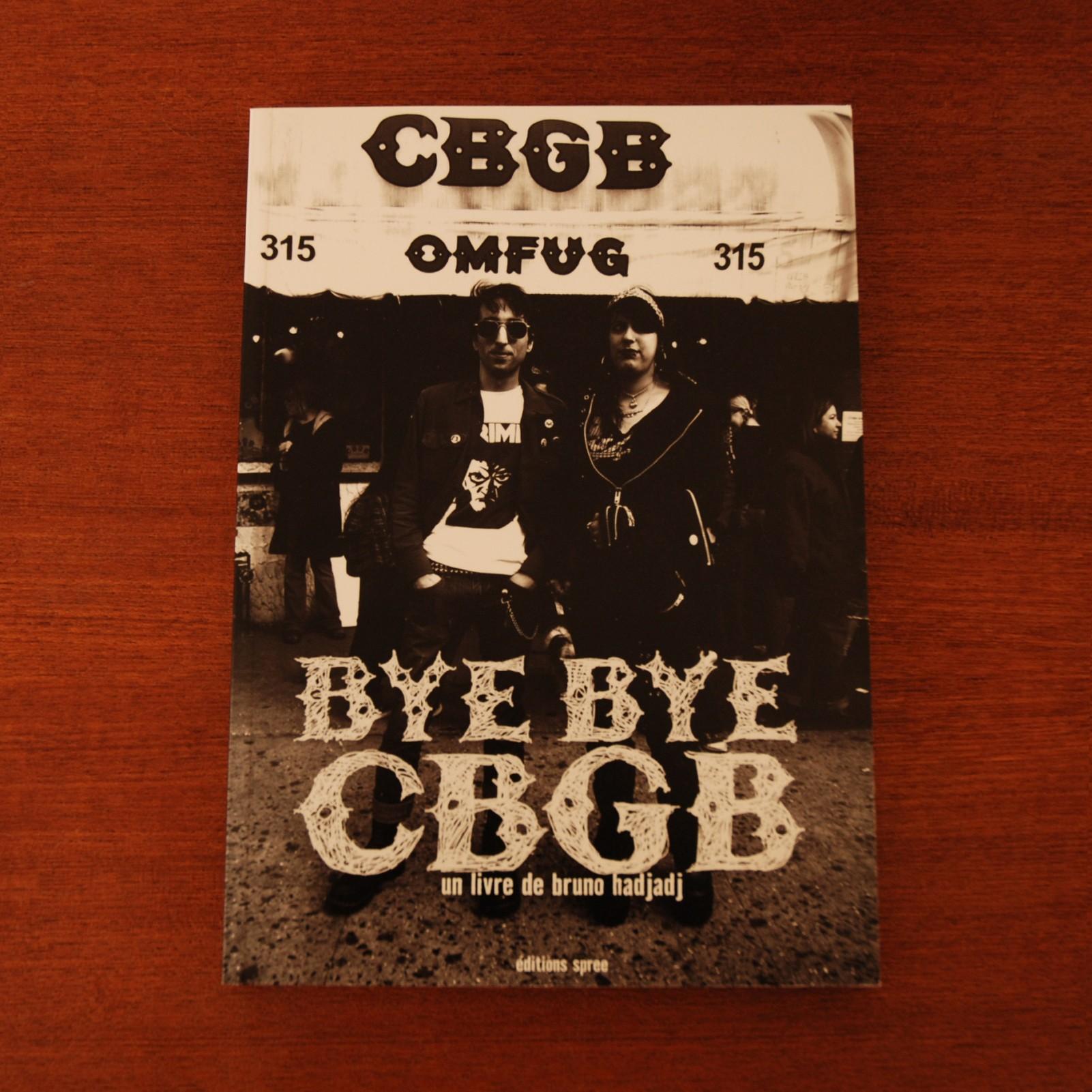 Bye bye CBGB