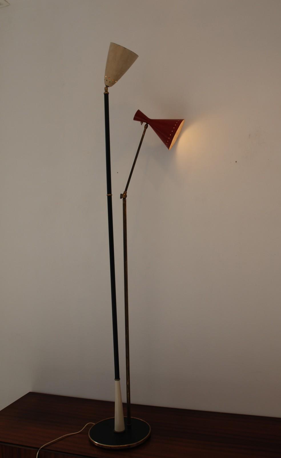 Lampe 1950 Italie